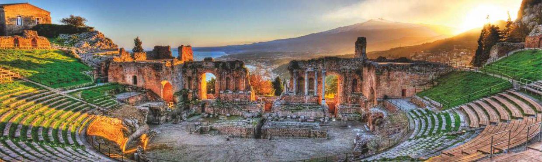 La bohéme: Live from Taormina