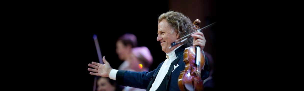 ANDRE RIEU'S 2019 NEW YEAR'S CONCERT FROM SYDNEY
