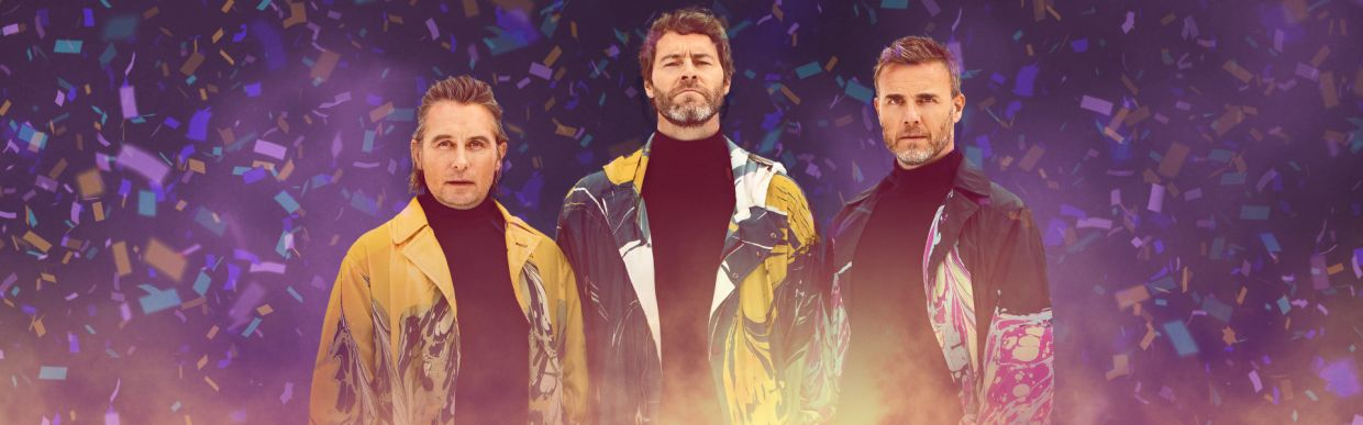 TAKE THAT: GREATEST HITS LIVE (ENCORE)