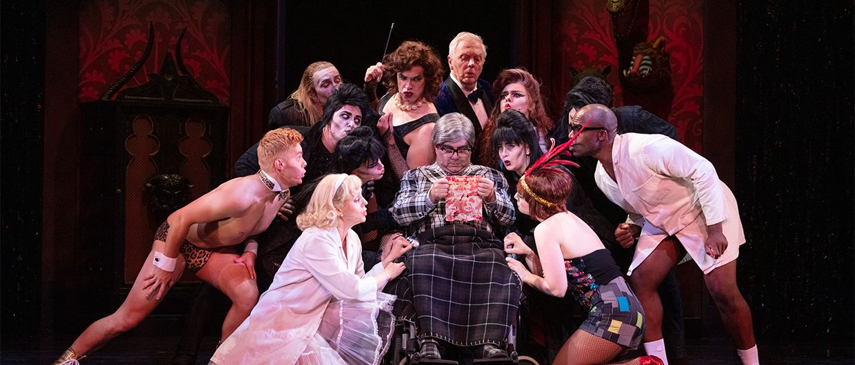 THE ROCKY HORROR SHOW LIVE 2021
