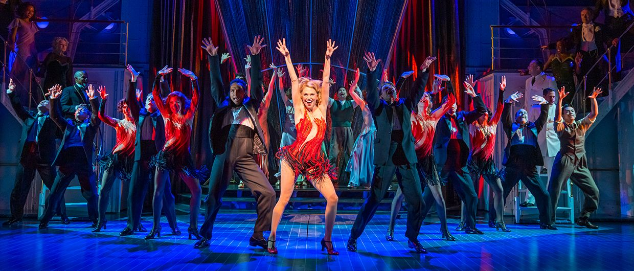 Anything Goes: The Musical